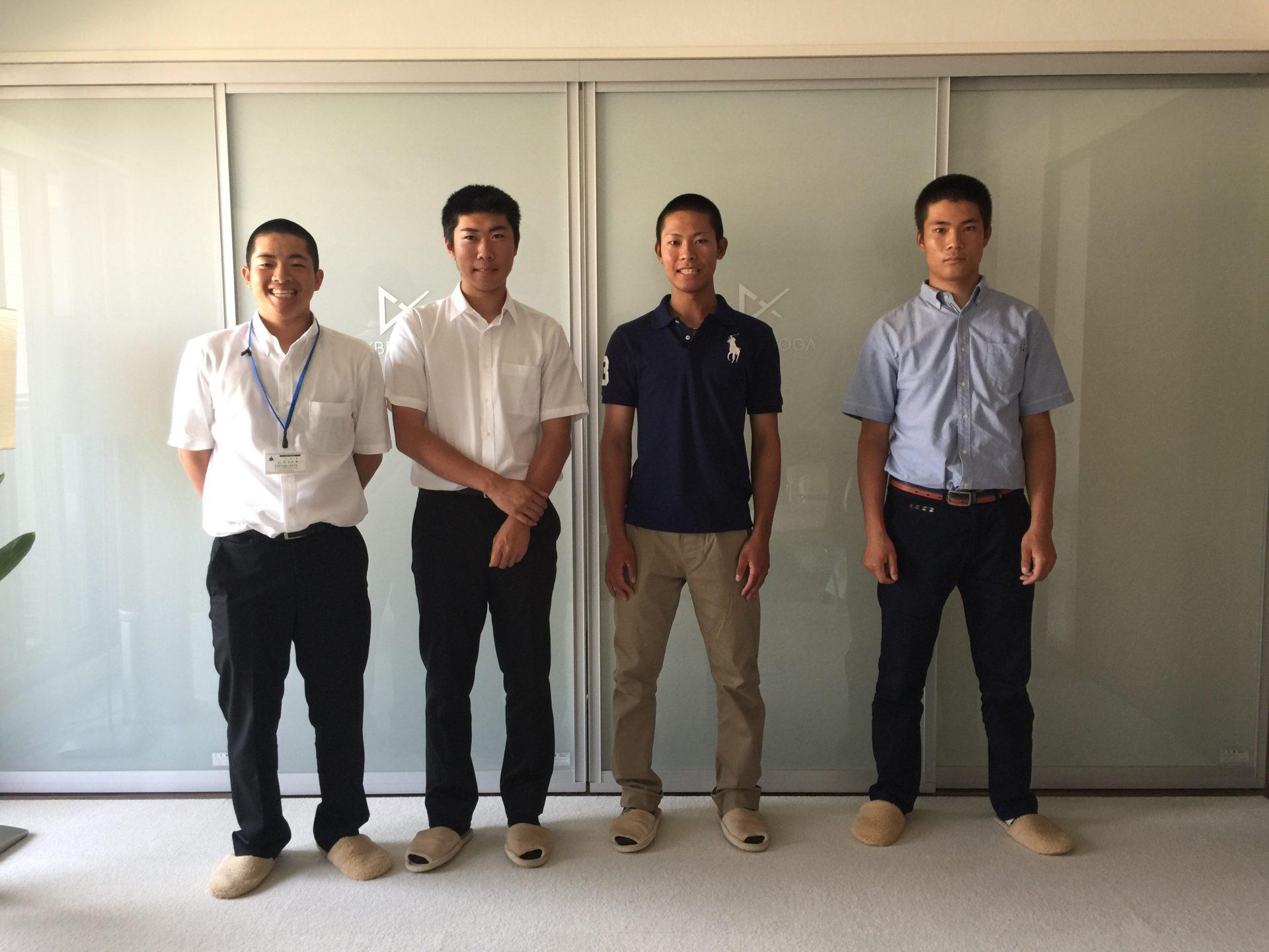 宮城県仙台第一高等学校 校外授業